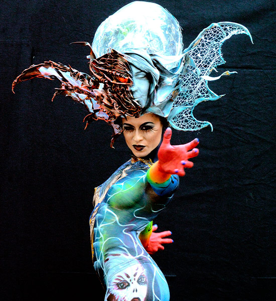 Body-Painting-Cancun-2